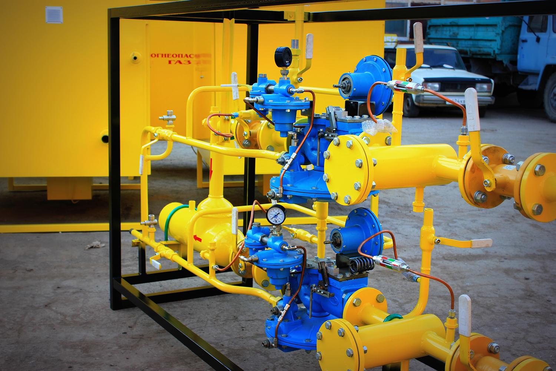 Промышленное газовое оборудования