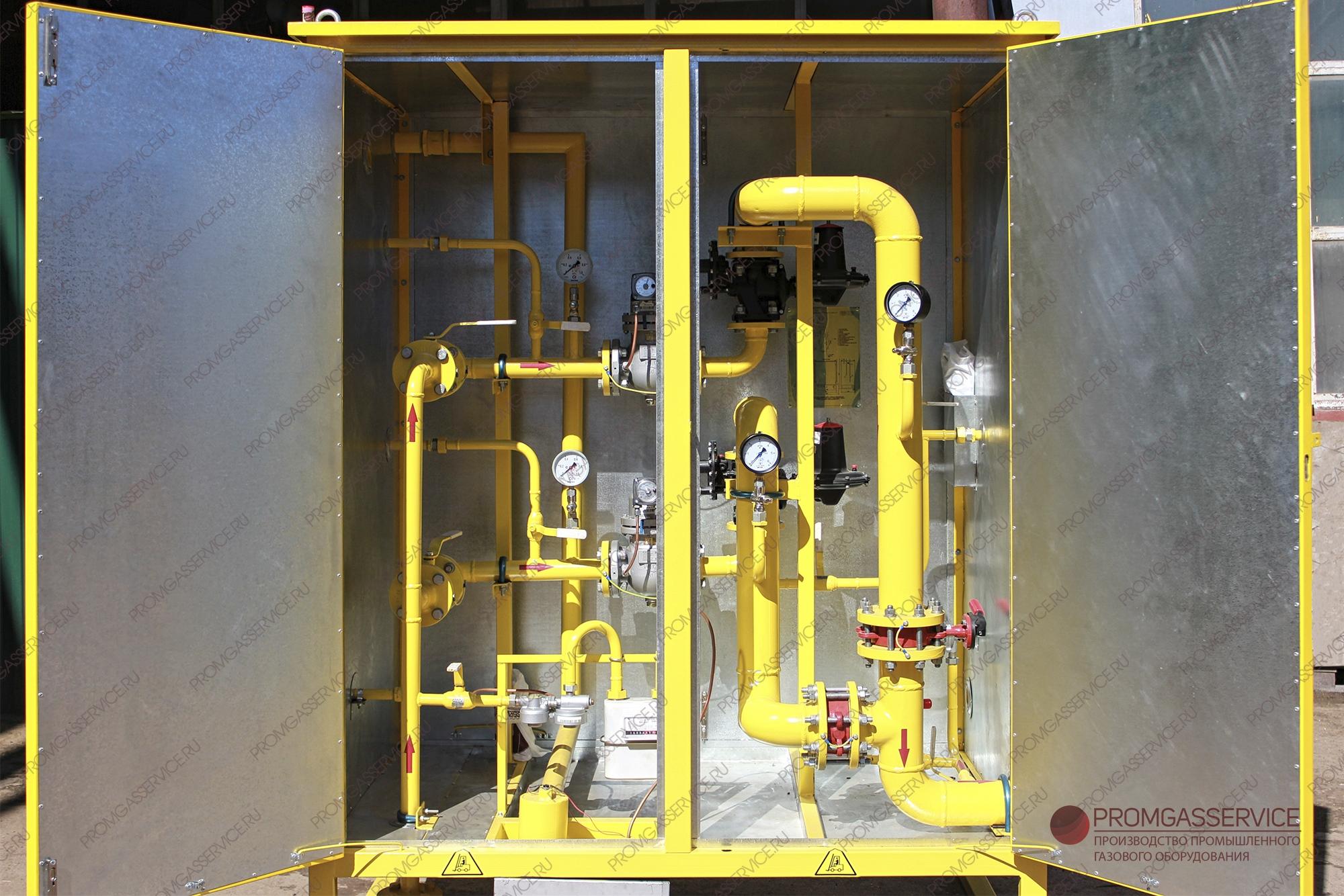 Газорегуляторное оборудование: каталог промышленного газового оборудования